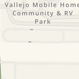 Driving Directions To Vallejo Mobile Home Community RV Park