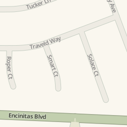 Driving Directions To Consignment Classics, Encinitas, United States   Waze  Maps