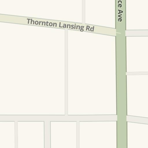 Dixie Kitchen Torrence Ave 17940 Lansing Yol Tarifi Gps Haritasi Waze