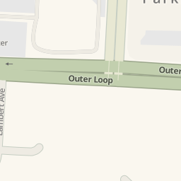 Driving Directions To Olive Garden. Outer Loop ...