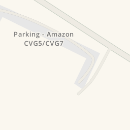 waze livemap driving directions to amazon cvg5 x2f cvg7 hebron