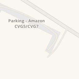 waze livemap driving directions to amazon cvg5 x2f cvg7 hebron
