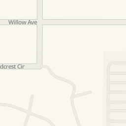Driving directions to Houston Health Pavilion Warner Robins