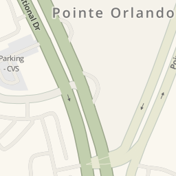 Map Of Pointe Orlando Map Of Orlando Attractions Map Of Orlando