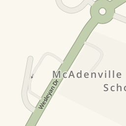 Driving directions to Christmastown Dentistry, McAdenville, United ...