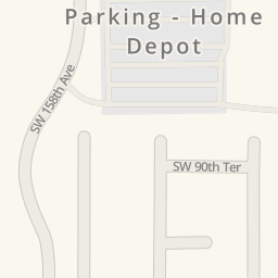 driving directions to the home depot   west kendall the hammocks united states   waze maps driving directions to the home depot   west kendall the hammocks      rh   waze